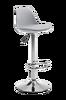 Bilde av ORLANDO-T barstol grå, 2-pk