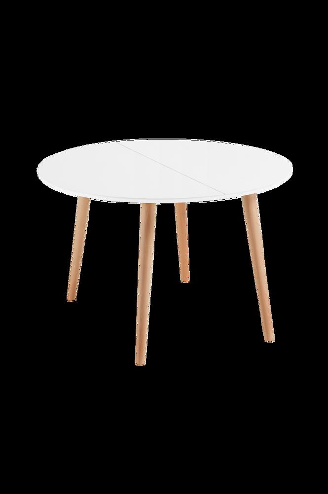 OAKLAND bord 120(200)x120 cm