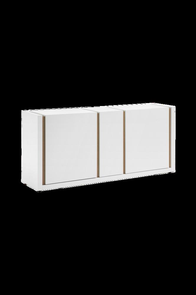 Sideboard QU 174×79 matt vitlackerad