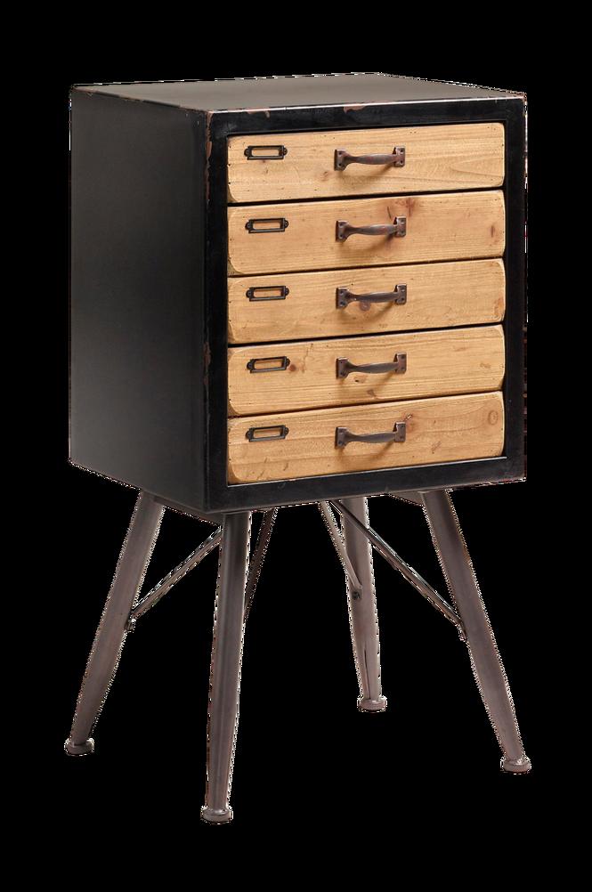 Sideboard FREE 46×85 svart trä