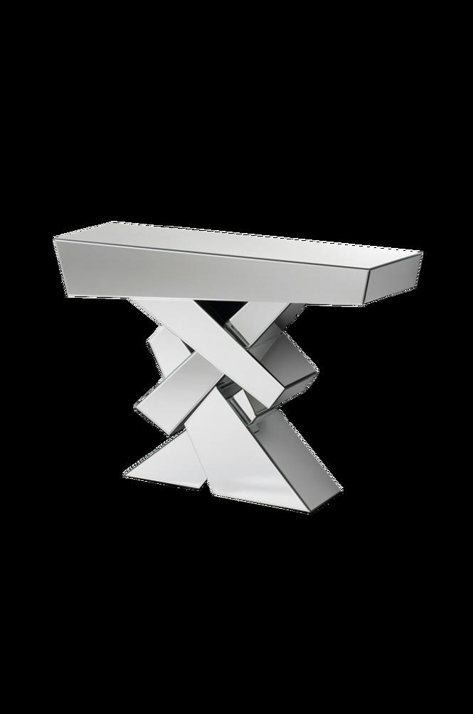 Avlastningsbord SIUOL 115,5×33 spegel