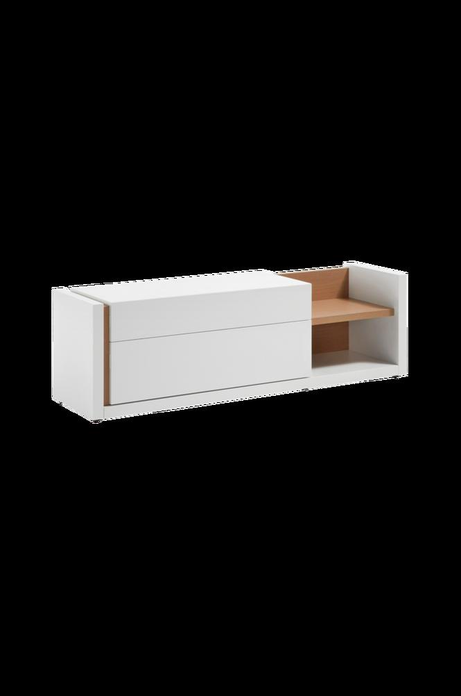 TV-bänk QU 70×52 vit