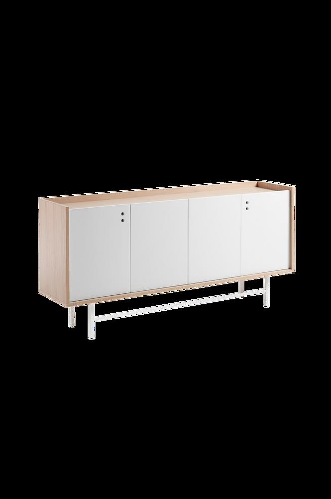 Sideboard LISH 170×80 ekfaner/vit matt MDF