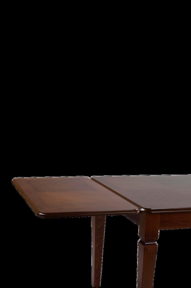 Amadeus tilläggsskiva (145 bord) valnötsfärg