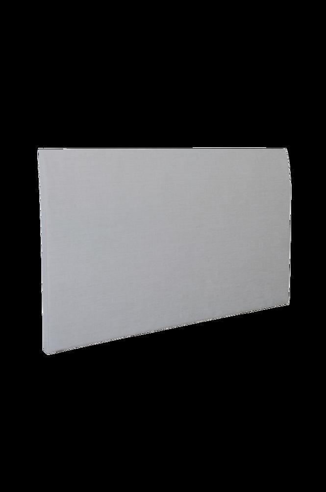 Savann Huvudgavel 180×110 Ljusgrå
