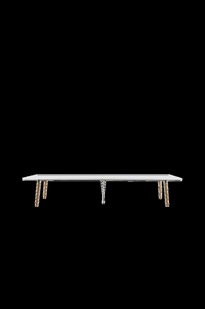 Matbord Hanna 100×170/370 cm