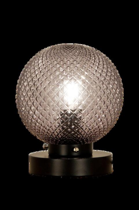 Bordlampa Flory, låg