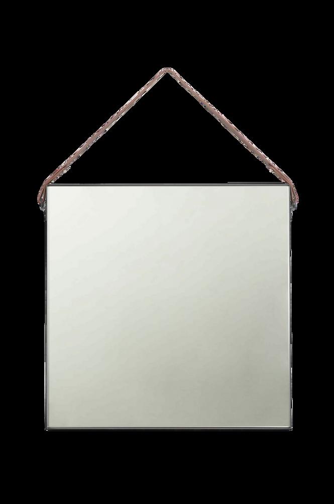 MERKUR Kvadratisk spegel
