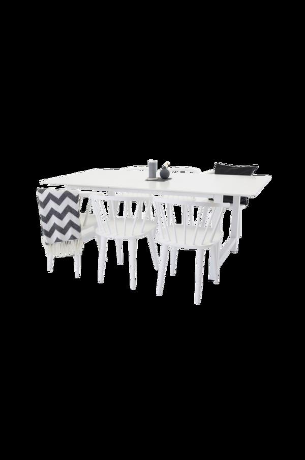 Bilde av Cissi Spisebord + Bullerbyn stol (6 stk) - 30151