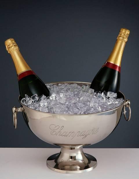 Champagnekylare London