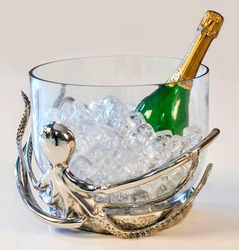 Champagnekylare Polpo