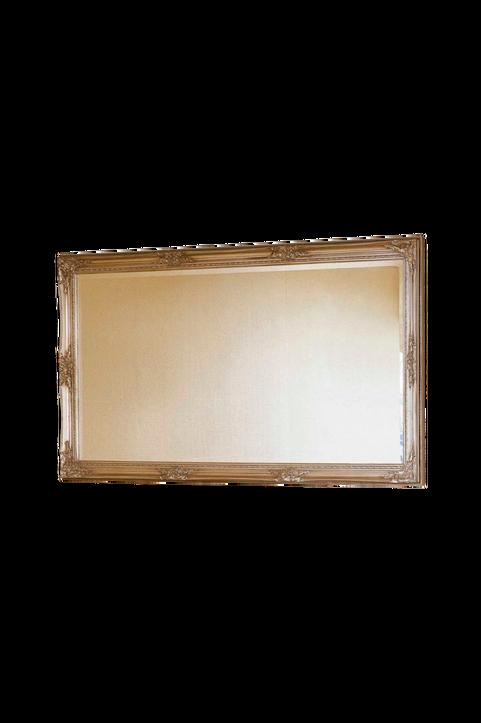 Spegel Sekel silver 85x155cm