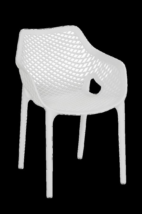 J41 Chair White Hviit.no