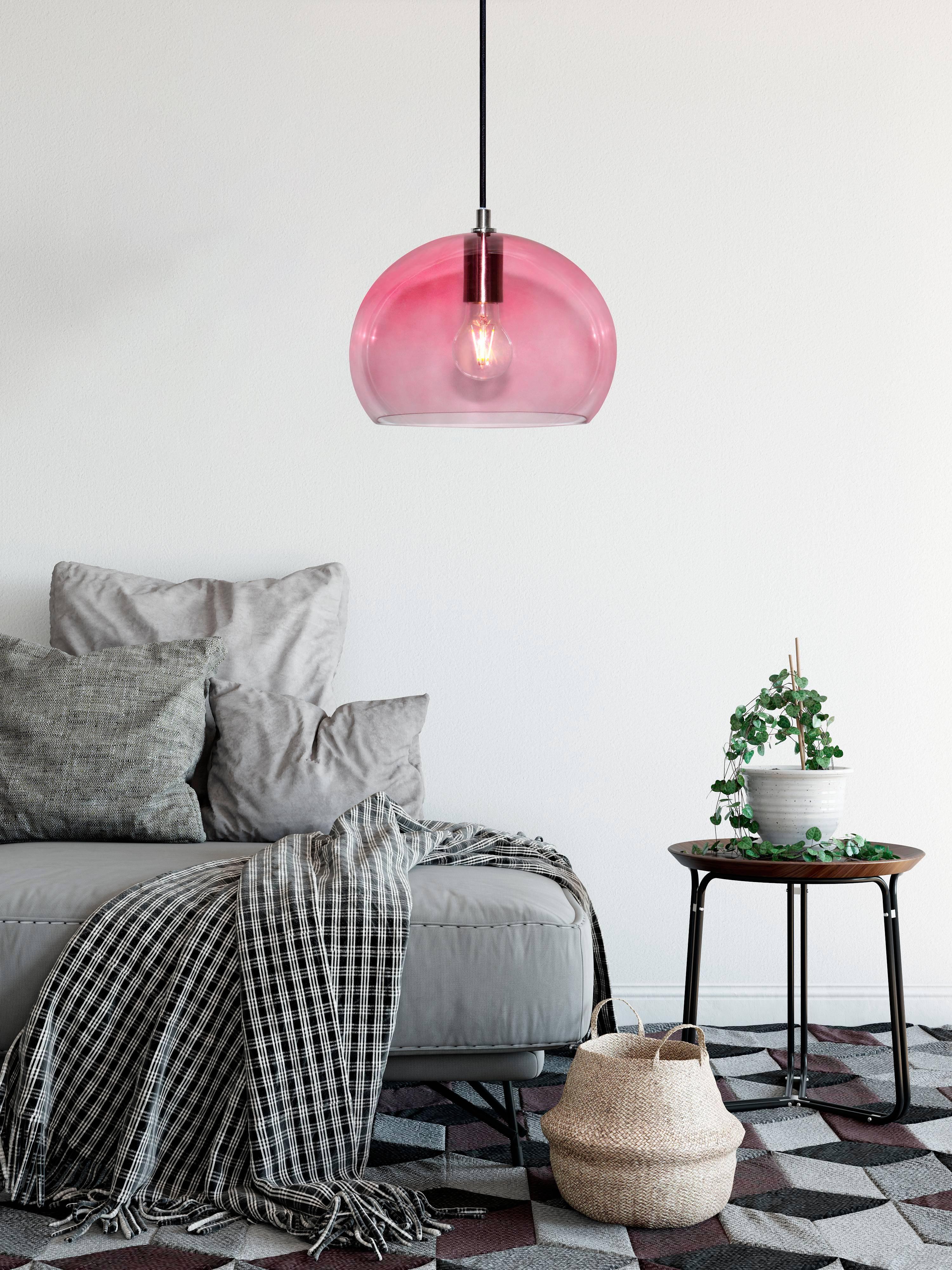 Picture of: Lighting By Havso Loftlampe Smoky Rosa Belysning Homeroom Dk