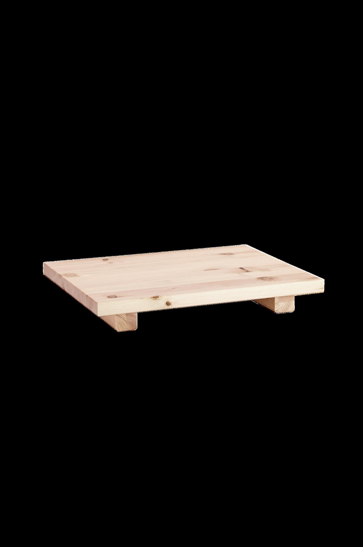 Karup Design - Feng Shui-sängbord Dock Natur Bas 2-pack - Natur