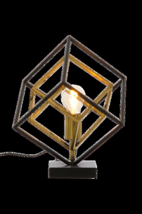 Bordlampa Cubes liten /matt