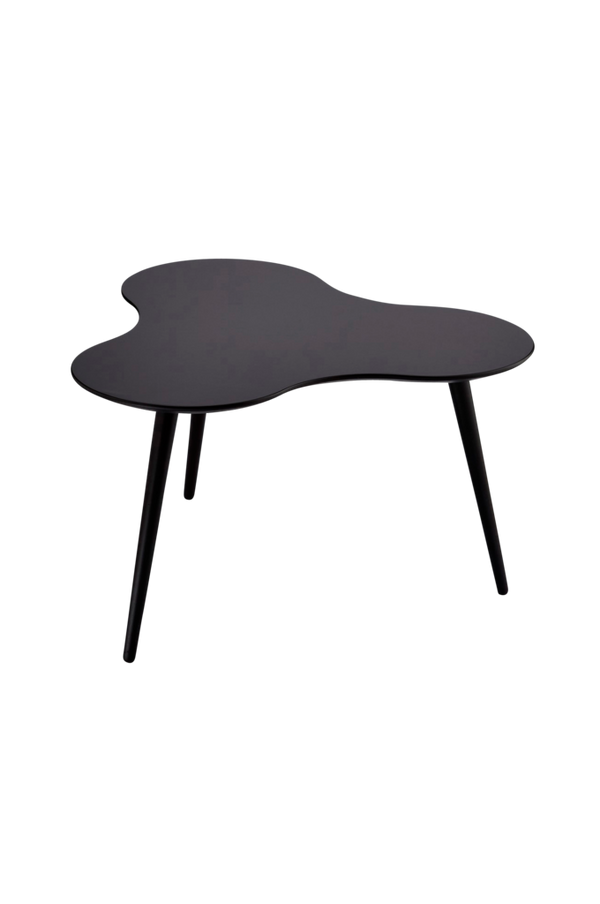 Bilde av Coffee Table Sky Three-sided, Black, 80x80x43 - 30151