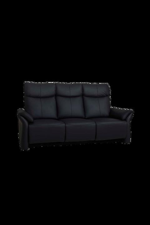 3-sits recliner soffa m elektrisk kontroll, 205x92x107