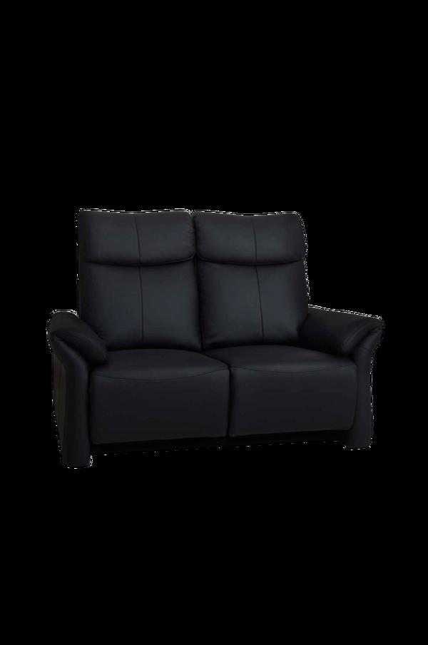 Bilde av 2-seter recliner sofa m elektrisk kontroll, 151x92x107 - Black