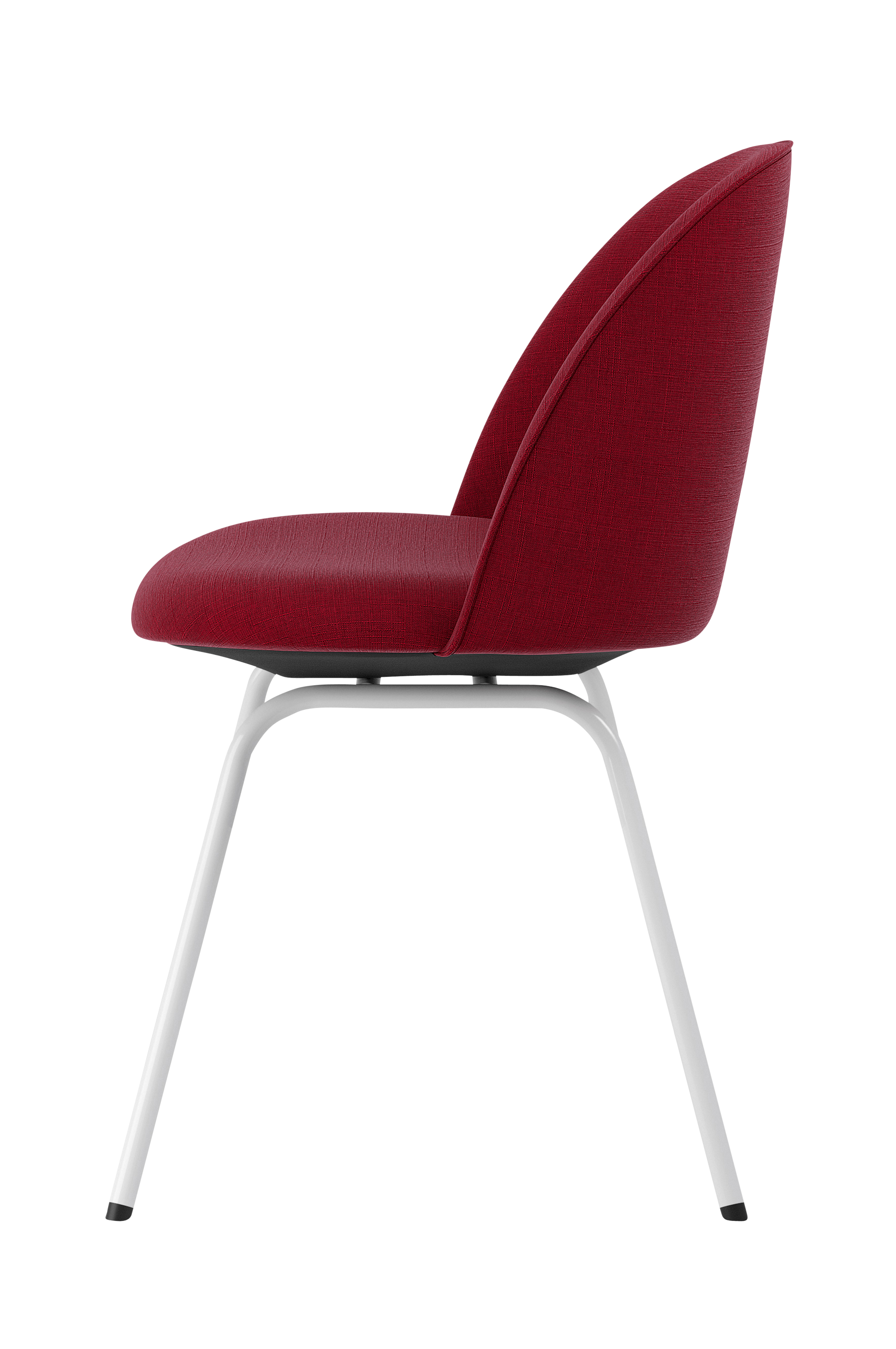 Tenzo Ruokapöydän tuoli Ally, 2 kpl Valkoinen Huonekalut