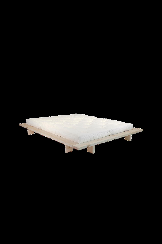 Karup Design - Säng Japan inkl madrass D, natur botten - Natur