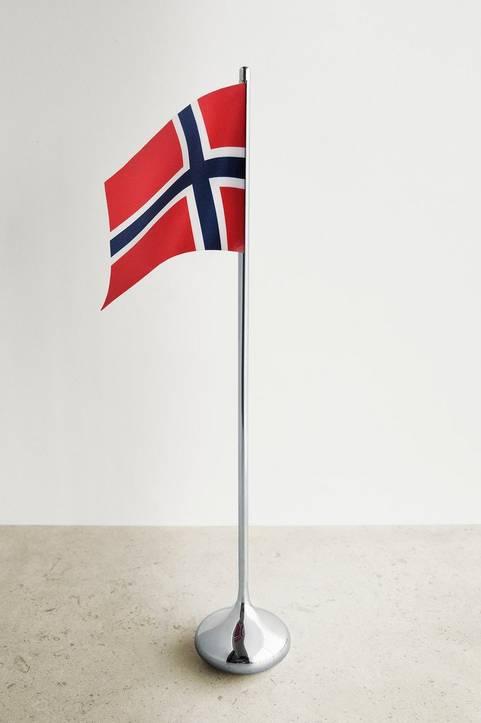 Bordsflagga norsk RO, H35
