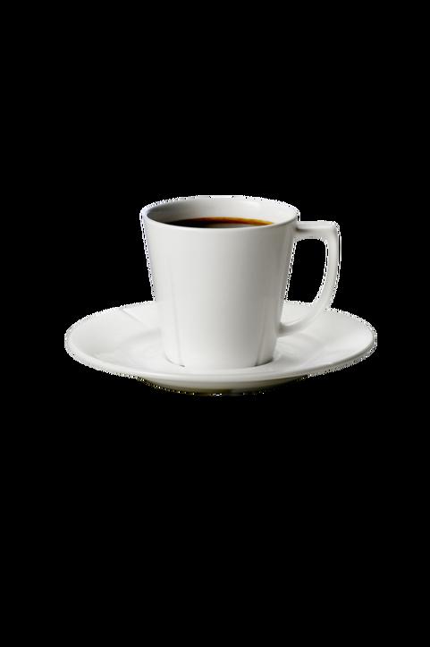 Kaffekopp med fat GC, 26 cl