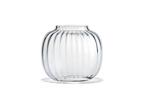 Vas Oval Primula, H17,5