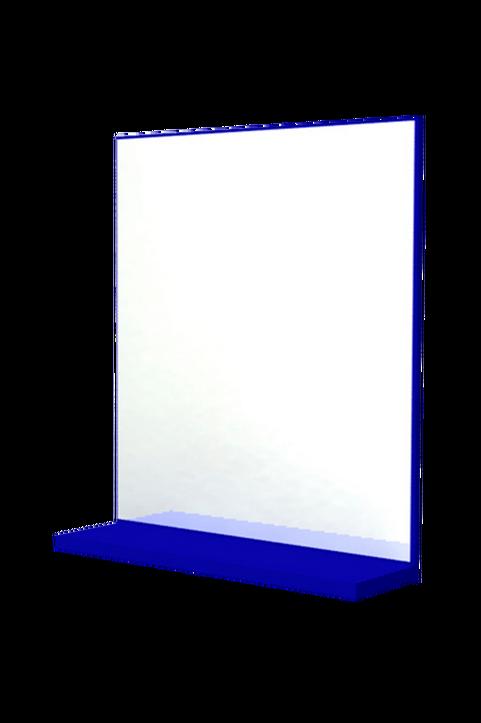 spegel med hylla BOX