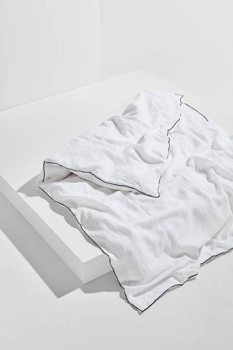 Bonne påslakan i franskt lin 150x210 cm