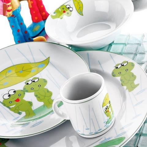 Frukostset för baby (5 delar)