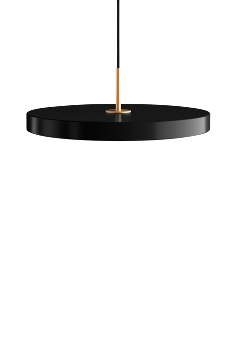 Asteria Ø 43 x 4 cm, 2.1m cordset
