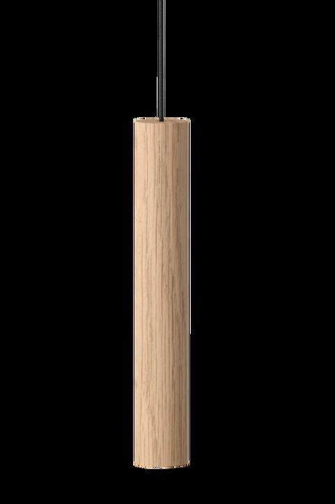 Chimes oak Ø 3 x 22 cm