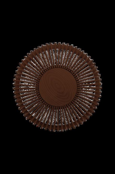 Clava Up - Wood Medium Ø 35 x 16,4 cm