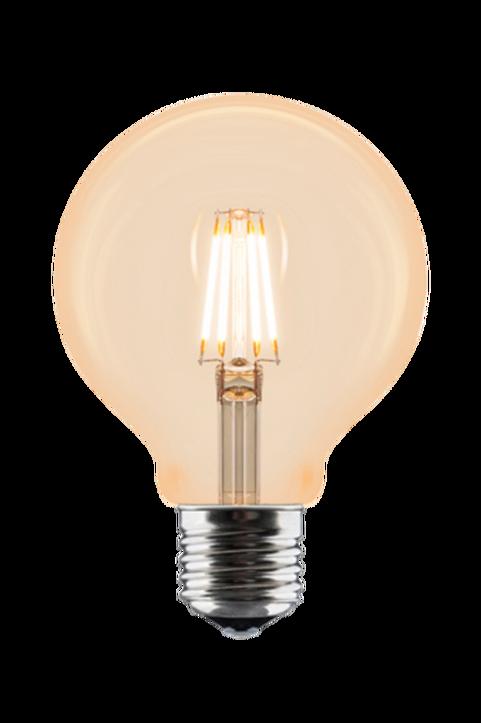 Glödlampa Idea LED A+ Amber 80 mm / 2W - 2000 K