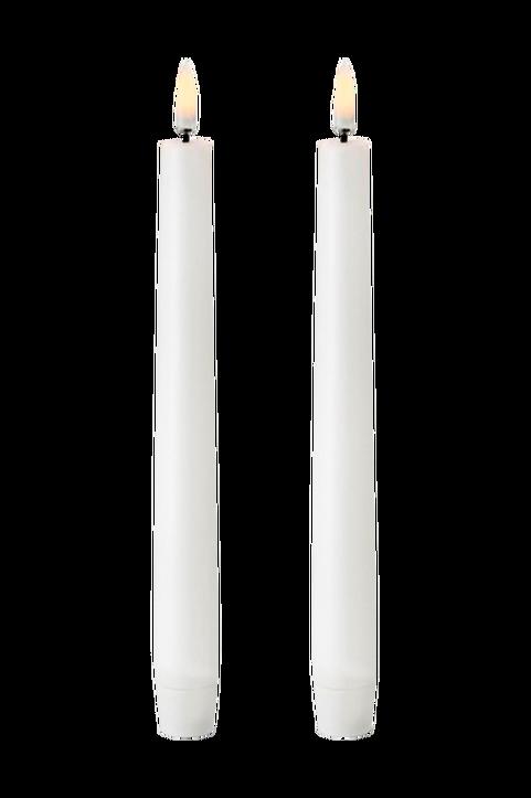 UYUNI LIGHTING - LED Kronljus - 2,3 x 20,5 CM, w/ switch, 2pk