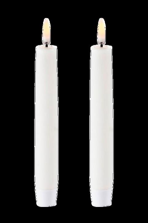 UYUNI LIGHTING - LED Kronljus - 2,3 x 13 CM, w/ switch, 2pk