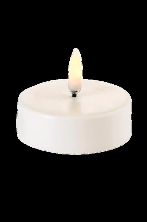 UYUNI Värmeljus LED - 6,1x4,7cm - Remote Ready