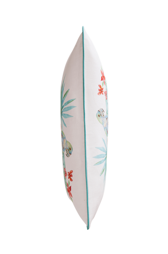 HAWAII-tyynynpäällinen 70x40 cm Vedenvihreä