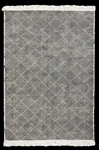 GRADO-villamatto 250x350 cm Harmaa