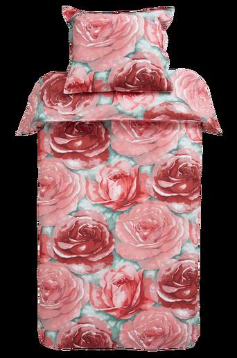 CLEOPATRA-pussilakanasetti, 2 osaa Vaalea roosa