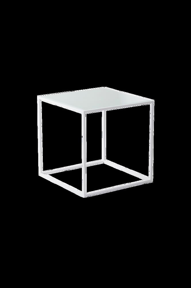 NYLAND soffbord 40×40 cm – glas