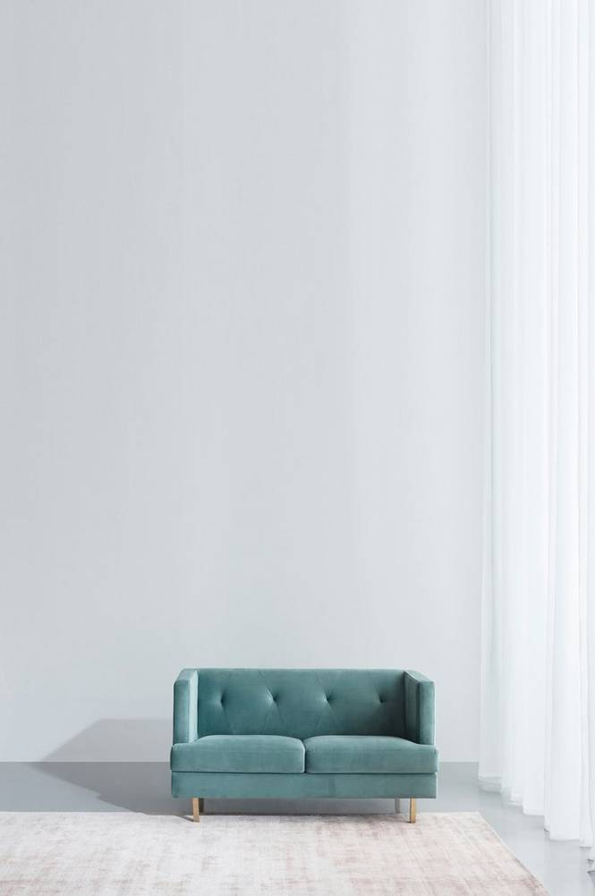 OAKDALE soffa 2-sits