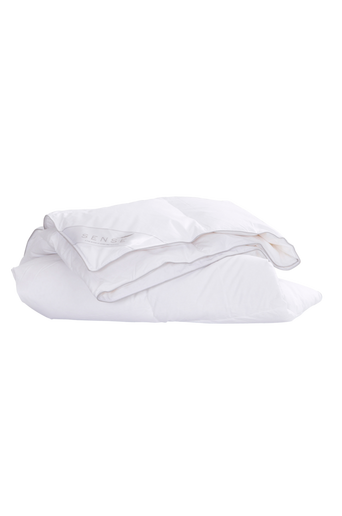 SENSE-peitto parivuoteeseen 220x200 cm, keskilämmin Valkoinen