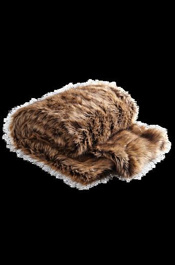 NALLE-torkkupeitto, 120x150 cm Ruskea