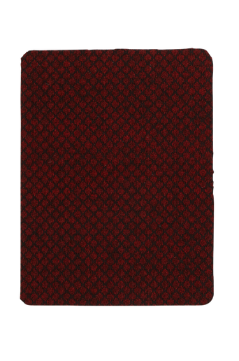 RUTAN-kuramatto, 67x90 cm Viininpunainen