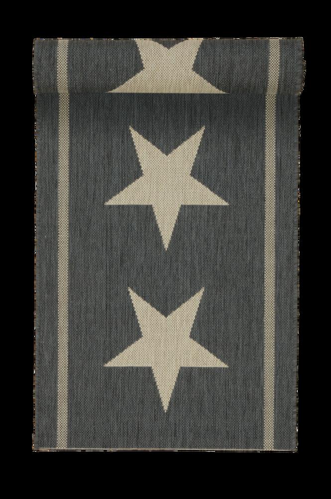 THREE STARS bouclématta 60×110 cm