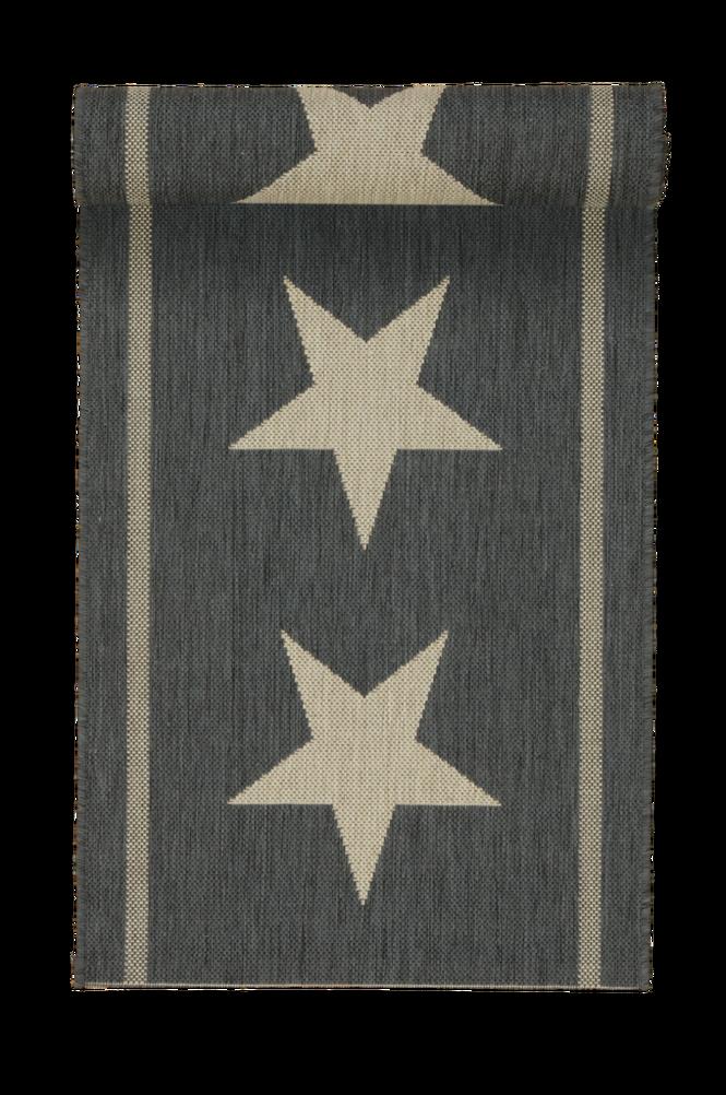 THREE STARS bouclématta 67×240 cm