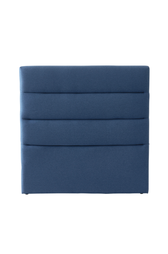 TRANEMO-sängynpääty 120 cm Sininen