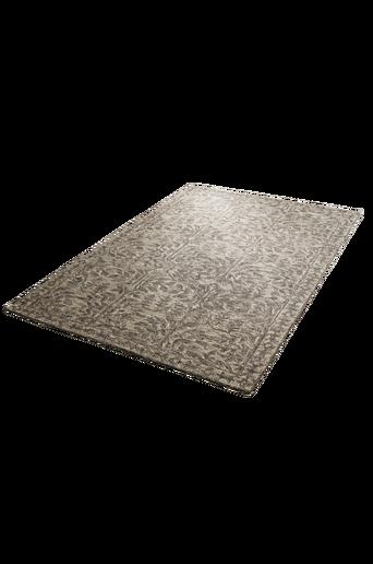 Tuftattu BARLETTA-matto 200x300 cm Harmaa/sininen